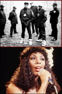 Public Enemy-Donna Summer